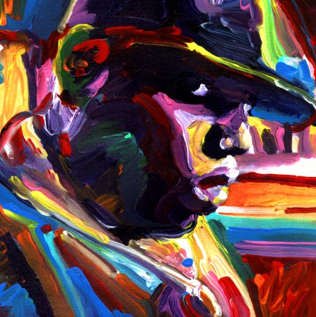 """""""...I'm the witty one, Frank's the CROOK FROM THE BROOK"""" - The Notorious B.I.G. """"Victory'"""
