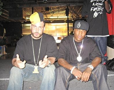 be4a89a4c892 The Urban Informer  DJ Drama Ends Drama With Young Jeezy   Gucci Mane