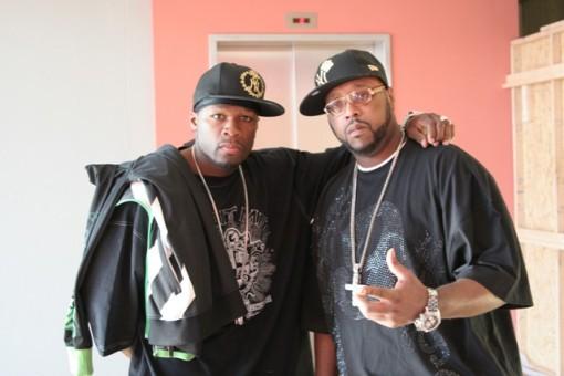 50 Cent & DJ Kay Slay