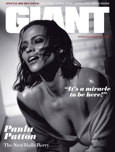 GIANT Photo Shoot_Paula Patton