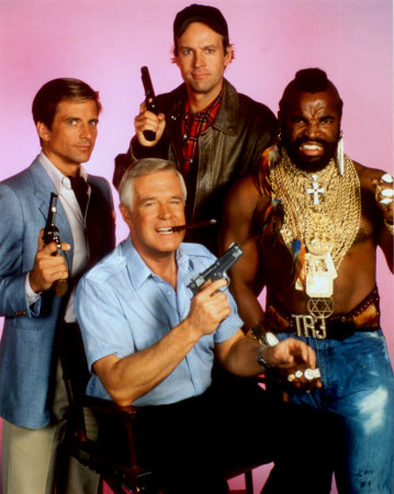The Classic A-Team