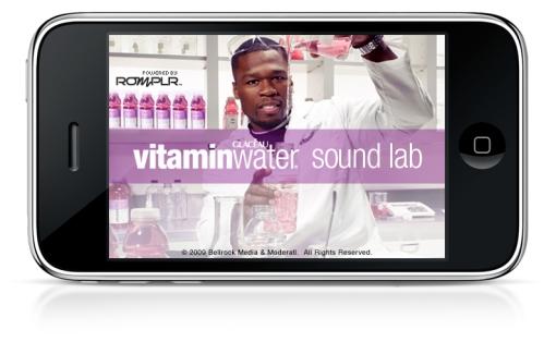50Cent_VitaminWater_iPhone_App1