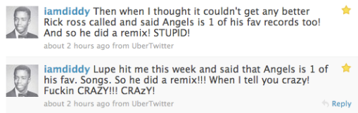 diddy-angelsremix-tweet