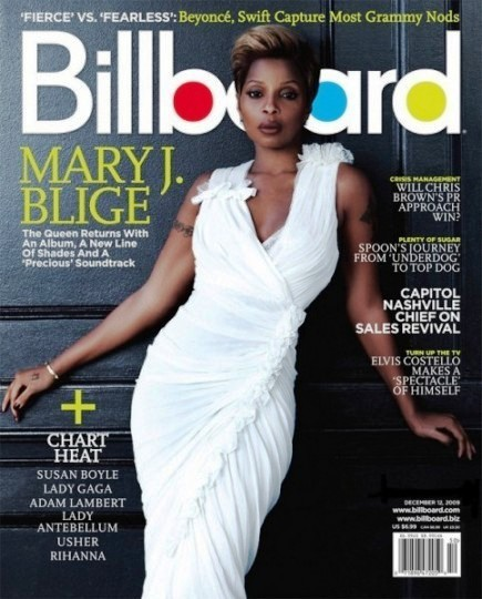 mary j blige stronger with each tear album cover. Mary J. Blige graces the